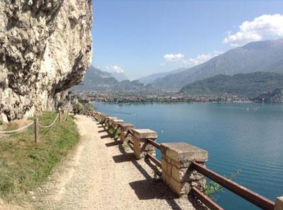 Wandertour Von Riva Del Garda Nach Pregasina